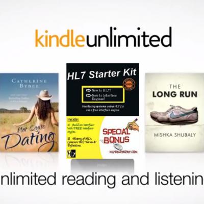 HL7 Starter Kit Kindle Unlimited