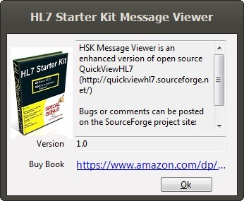 Free HL7 Reader Viewer