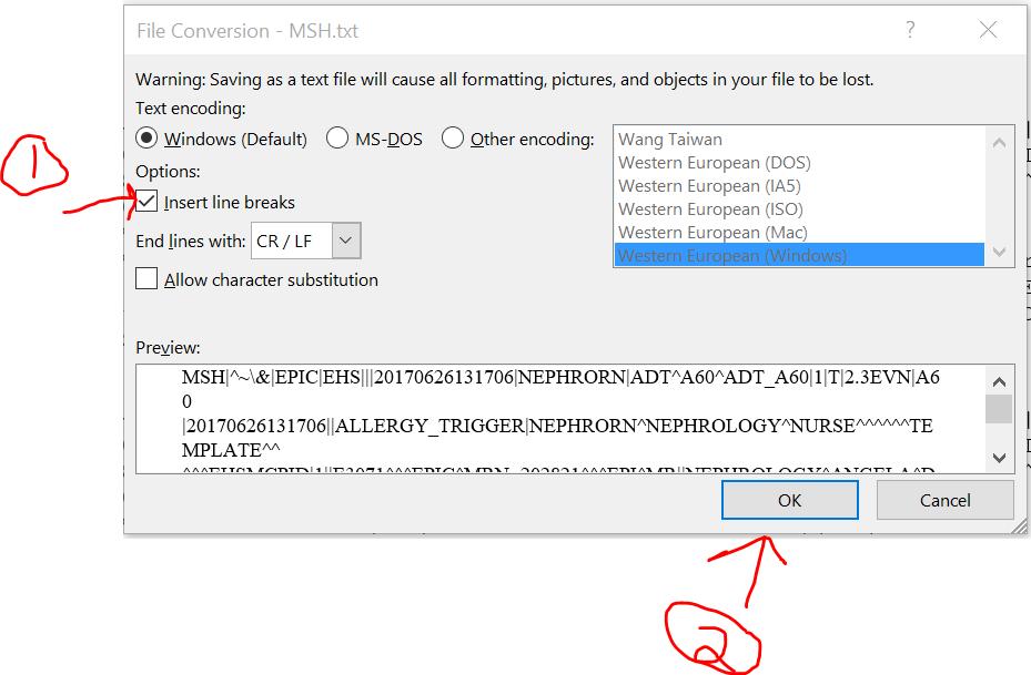Combine Multiple HL7 Files Into One Document | HL7 Starter