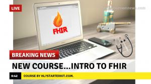 Intro to FHIR